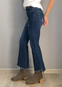 Flare Jeans Destroyed